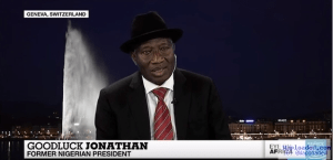 Video: The Equipments Buhari Is Using To Fight Boko Haram Are Bought Under My Administration - Goodluck Jonathan Reveals